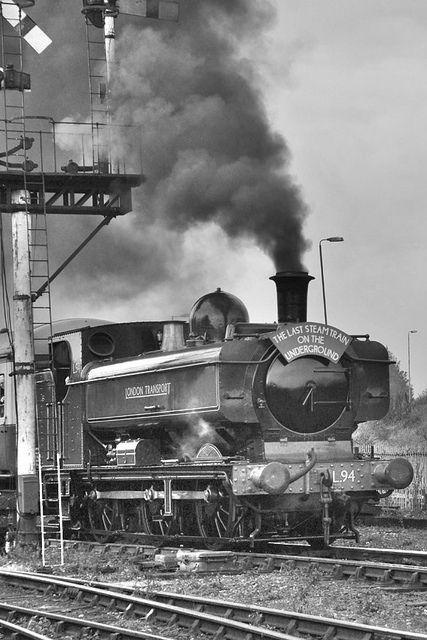 The Last Steam Train