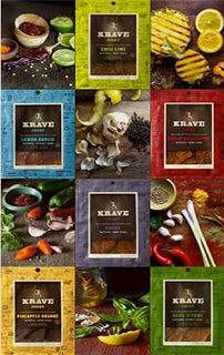 Win 5 bags of Krave Jerky (US Ends 6/7)