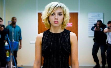 Lucy Movie Scarlett Johansson Hair