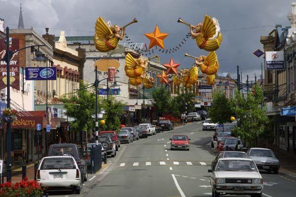 Christmas in Timaru