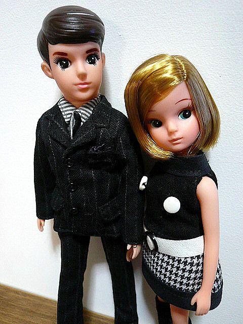 https://flic.kr/p/7zDpis | Licca & Wataru | Doll : - Wataru(Replica) - Licca(Replica&Retouch) Outfit : - La.TOMO - New Pattarn Place : My home