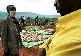 rwanda genocide skulls - Google Search