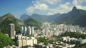 Il video time-lapse in tilt-shift del Carnevale di Rio de Janeiro