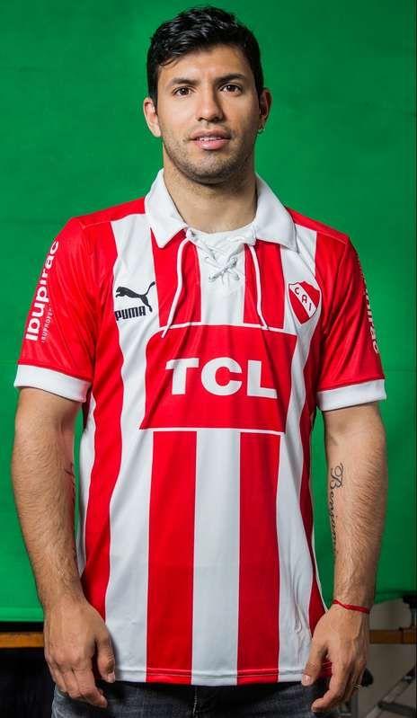 Kun Aguero - Independiente de Avellaneda