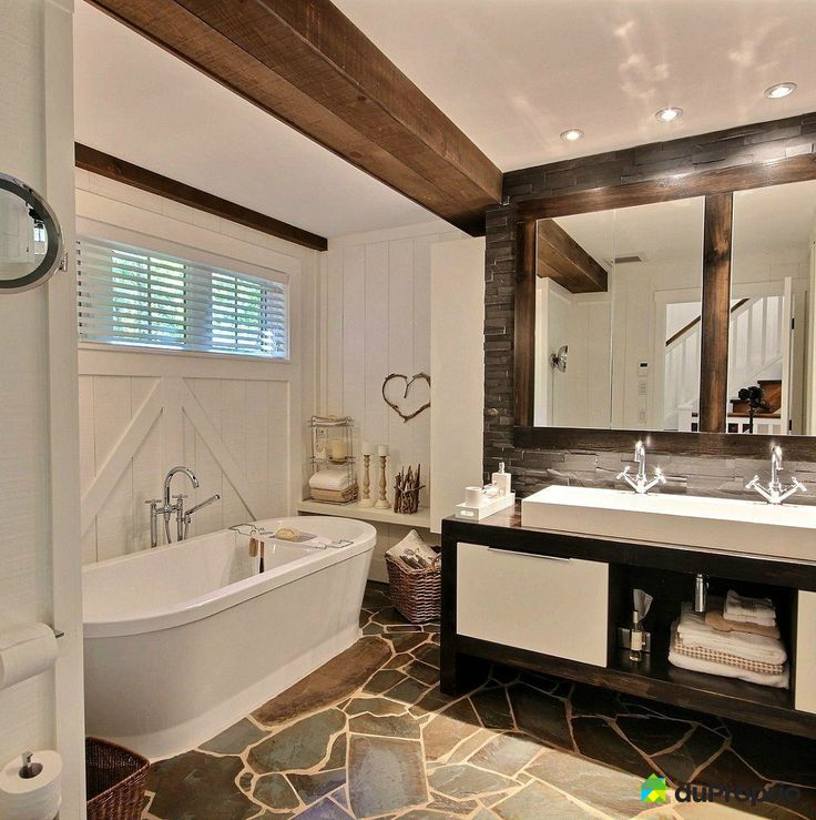 48 best salles de bain images on pinterest condos for Salle de bain de reve