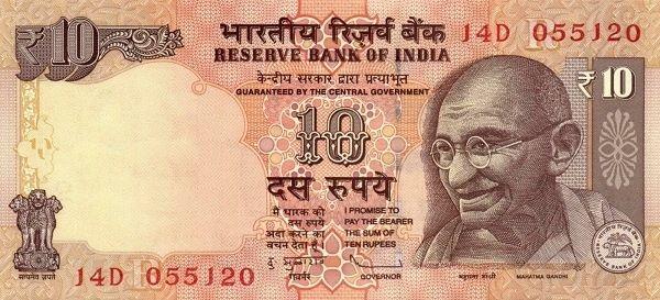 RBI forex tariewe Indië