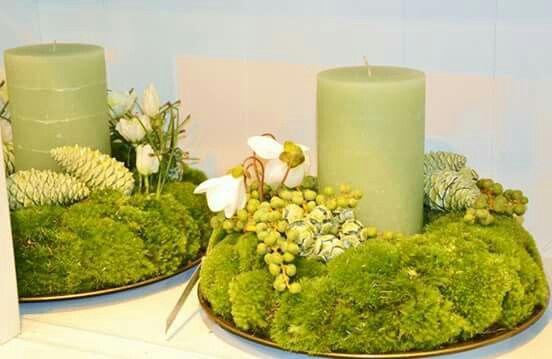Kerzenkranz