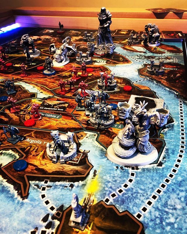 Lords Of Hellas Finally Got To Play This In Full First Thoughts