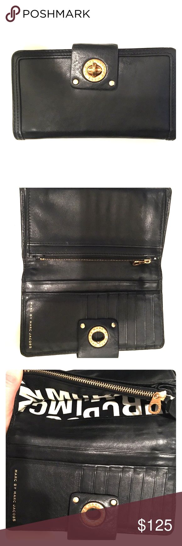 Marc Jacobs wallet Gently used, Marc Jacobs wallet Marc Jacobs Bags Wallets