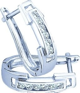 sendmyjewelry.com  0.20CTW DIAMOND LADIES FASHION HOOPS  Be the first to review this item  List Price: $738.00  Price: $431.00  Sale: $246.00