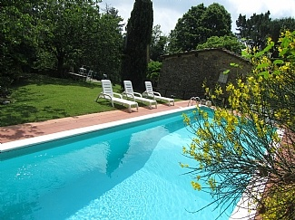 2 Cottages in Vecoli, Lucca, Tuscany, Italy - shared pool and large lawn.Special offer Vecoli1 June 1st-29th: 200 euros discount -- Vecoli2 June 1st -July 27th: 300 euros discount