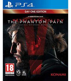 MGSV The Phantom Pain PS4 - Seven Spots