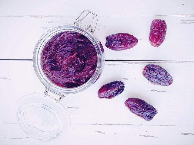 рецепт raw «нутеллы» из фиников