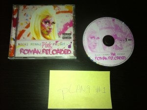 Nicki Minaj's Pink Friday: Roman Reloaded album has leaked!