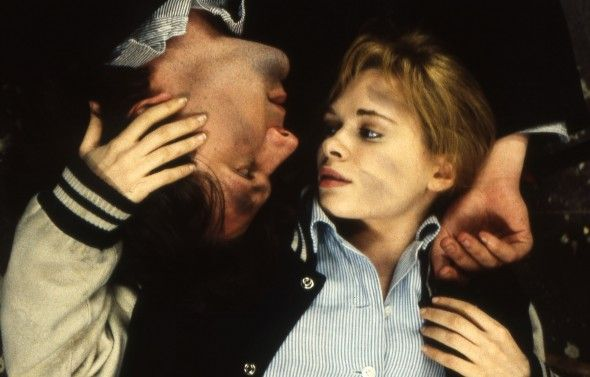 Trust by Hal Hartley (USA, 1991). HH's movies are fresh in todays over storyfied world of cinema. Well, the French 60ies style: long monologues, very theatrical, and a cast you fall in love with.