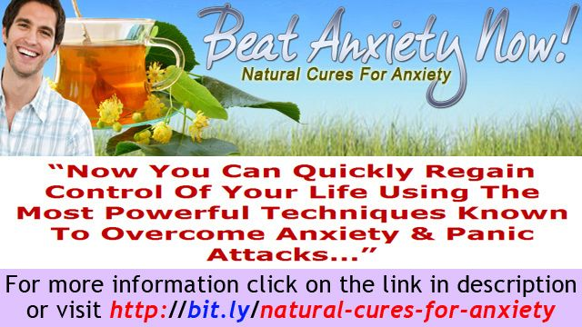 to see natural treatments for anxiety check out http://treatmentforanxiety.bestonlineproducts.net