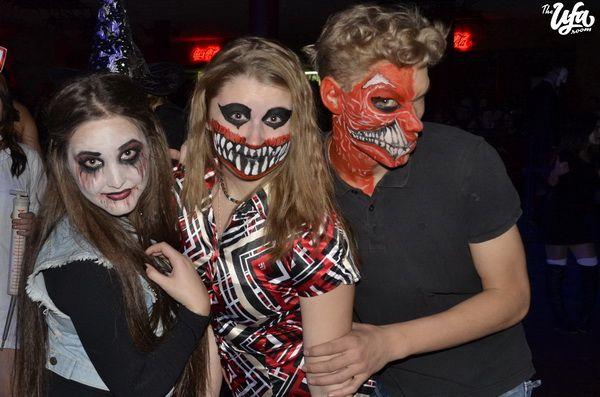 И проснулась нечисть  http://ufa-room.ru/i-prosnulas-nechist-72540/  Вот и миновала самая страшная ночь в году... Ведьмы, вампиры, Джокеры, Бэтмены, кровавые медсестры и убитые невесты сняли свой грим, костюм и вернулись к нормальной жизни. Как уфимцы пережили Хэллоуин, расскажет The Ufa-Room.
