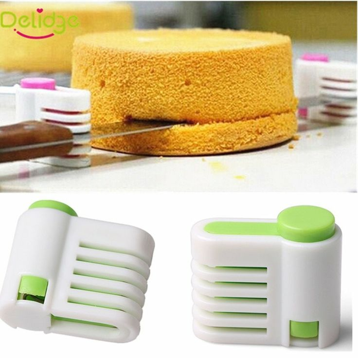5 Layer Slicing Guide - Great for Cakes and Bread – Go Go Kitchen Gadget