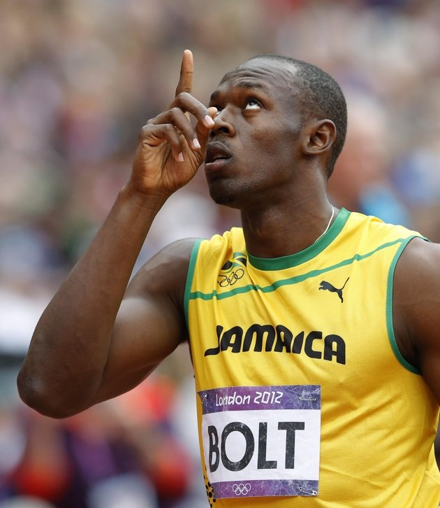Jamaica's Usain Bolt - Fastest Man on Earth