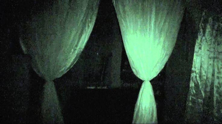 Escena de Terror Prueba de la Camara Nocturna williamsartz