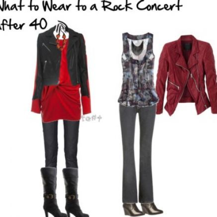 what to wear to a concert  | What to wear to a rock concert for women pictures 3