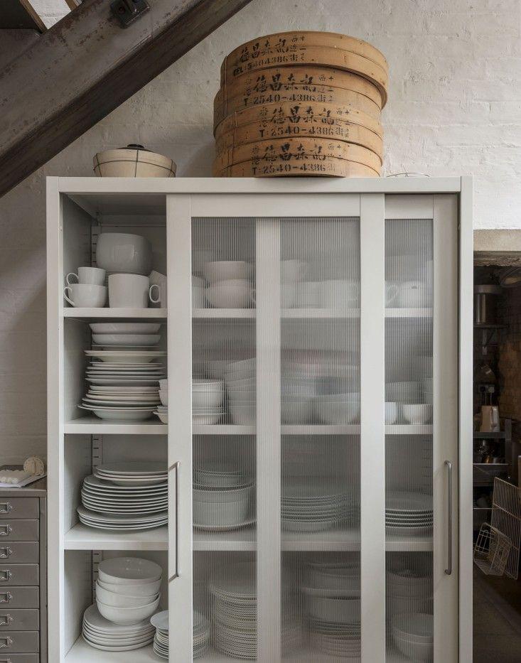Alastair Hendy's London kitchen via Remodelista