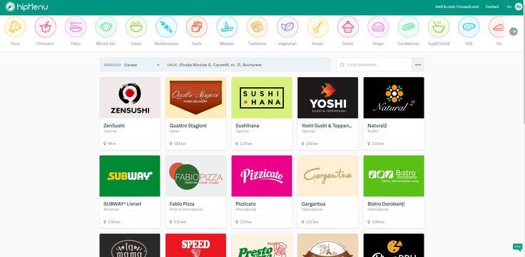 hipMenu – Cum o aplicație îți poate schimba pauza de prânz