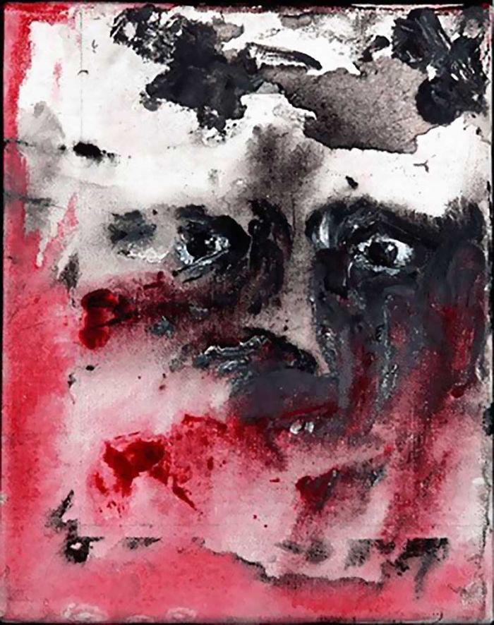 Les Peintures de David Bowie (9)