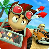 Beach Buggy Racing 1.2.13 MOD APK Unlimited Money  games racing
