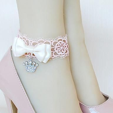 Anklet-- adorable!