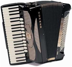 Hohner Gola 414 Piano Accordion - Piano Accordions - Accordions - Jim .