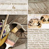 Kerstkaart 'bouw'  http://kerstkaarten.cardsandcards.nl/welkom/