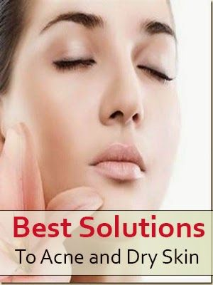 Skin Care And Health Tips: Best Solutions to Acne and Dry Skin