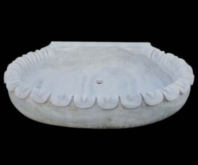 ANTIQUE MARBLE SINK ITALIAN CARRARA MARBLE SINK by WWW.LUXURYSTYLE.ES OFFER LUXURY ITALIAN ANTIQUE CARRARA MARBLE SINK THESE ANTIQUE MARBLE SINK IS MORE THAN 100 YEARS OLD AND IS HAND MADE FROM FINEST ITALIAN CARRARA MARBLE Carrara marble is a type of white or blue grey marble popular for use in sculpture and building decor It is quarried at the city of Carrara in the province of Massa Carrara Tuscany Italy Carrara marble has been used since the time of Ancient Rome the Pantheon ...