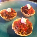 Kid Friendly Carne Asada Cups Recipe! By Carrie Stevens, Owner of Centerfold Chefs
