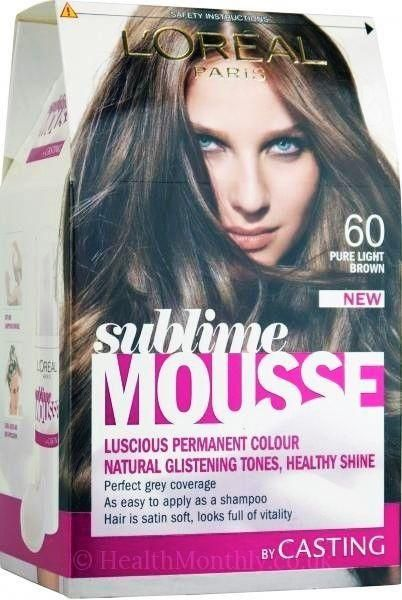 Die besten 25 sublime mousse ideen auf pinterest erdbeerblond loreal paris sublime mousse permanent conditioning haircolor choose your color altavistaventures Choice Image