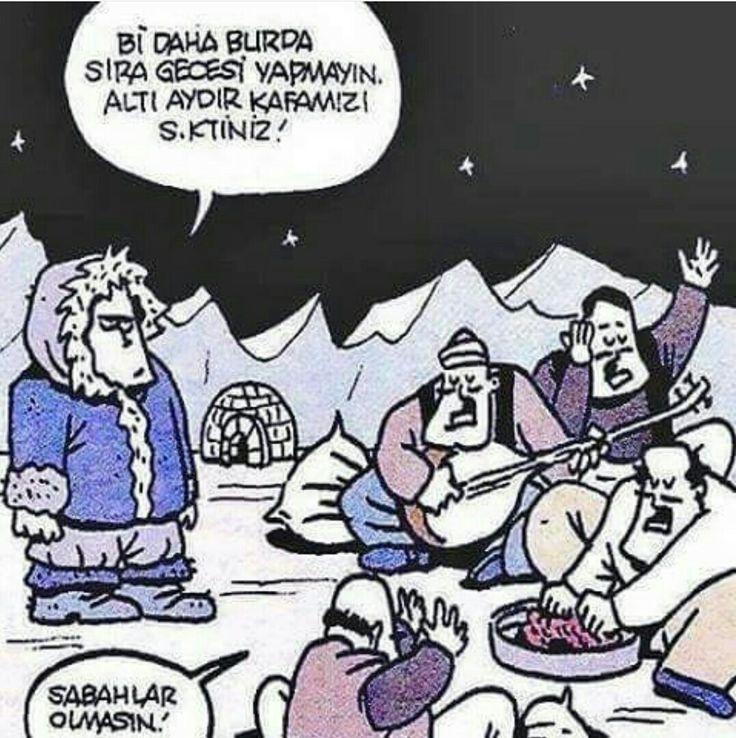 Eskimo - Sıra Gecesi