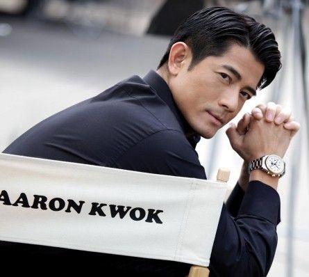 Aaron Kwok Body