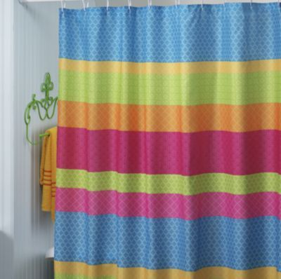 Striped Shower Curtain Jc Penney Pinterest Striped