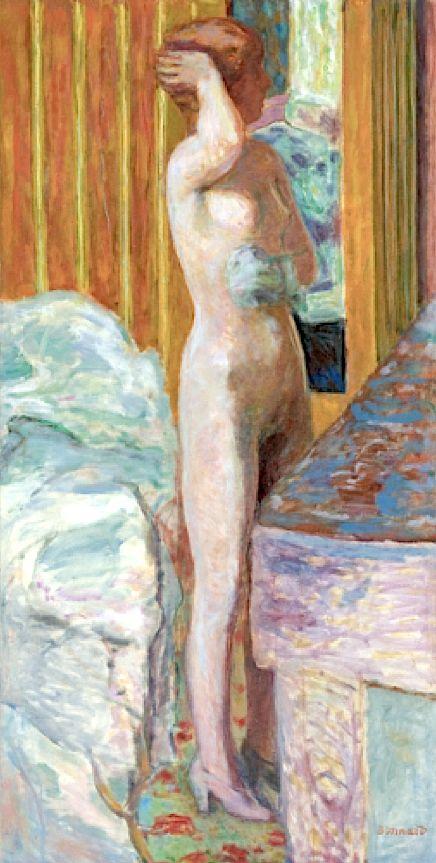 Pierre Bonnard 1867–1947 / Nu Debout