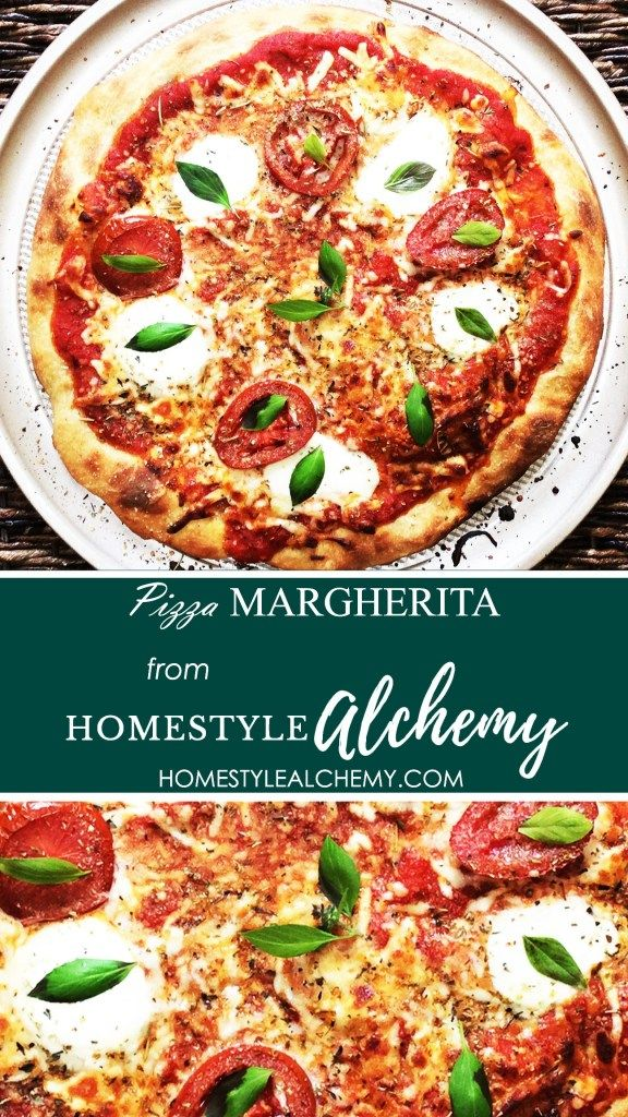 Margherita Pizza Recipe With Images Good Pizza Margherita
