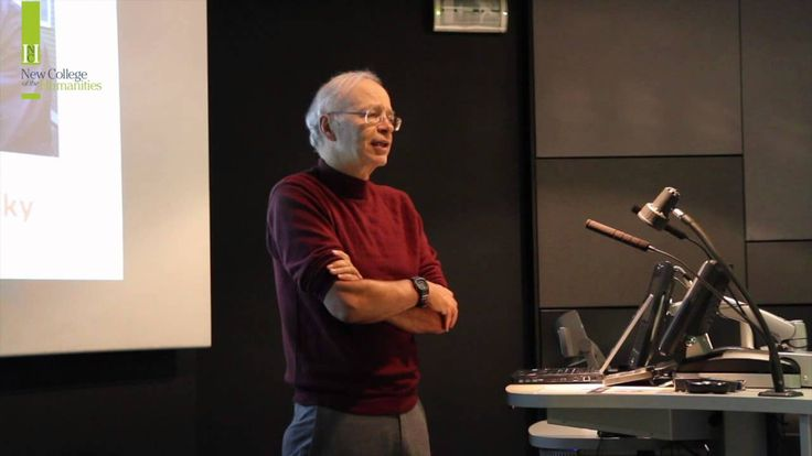 Professor Peter Singer - Ethics & Living Ethically Lecture at New Colleg...