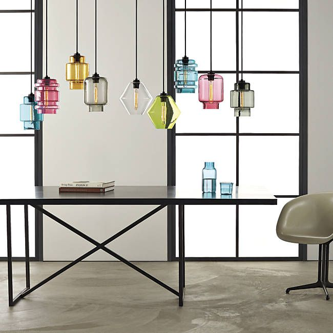 Amazing Pendant Lights #furniturehunters Axia Pendant by Niche Modern at Lumens.com: Interior, Pendants, Lighting, Glass, Pendant Lights, Design, Niche Modern