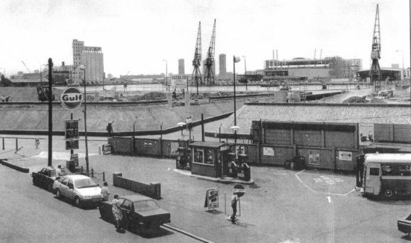 opposite the george (2) | East Ferry Road (North) | Isle of Dogs Heritage  History