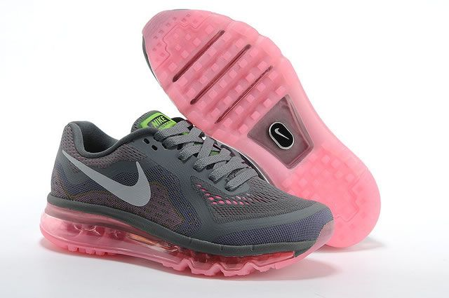 Women's Nike Air Max Shoes_ Gray Pink in 2019 | Nike air max
