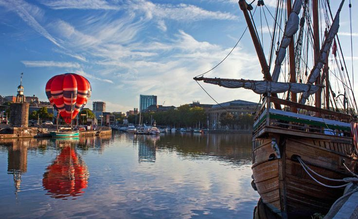 101 Things to do in Bristol. The Matthew Bristol Harbourside