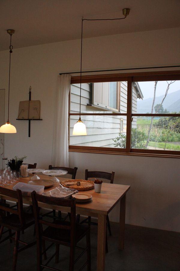 山麓のいえ-ネシアン 山のアトリエ   Works   岐阜の設計事務所 ピュウデザイン 住宅設計、店舗設計、新築、リノベーション、家具デザイン