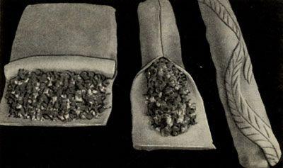 Разновидности кулебяки