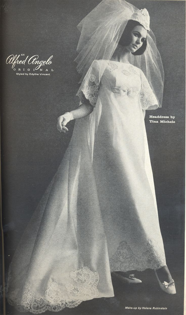 17 Best Images About 1960s Wedding Gowns On Pinterest