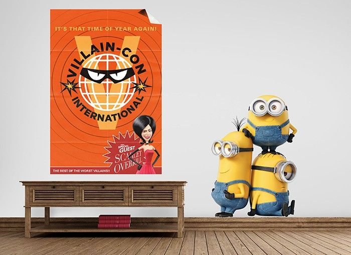 Show your fandom with this exclusive scarlett overkill poster join stuart kevin and